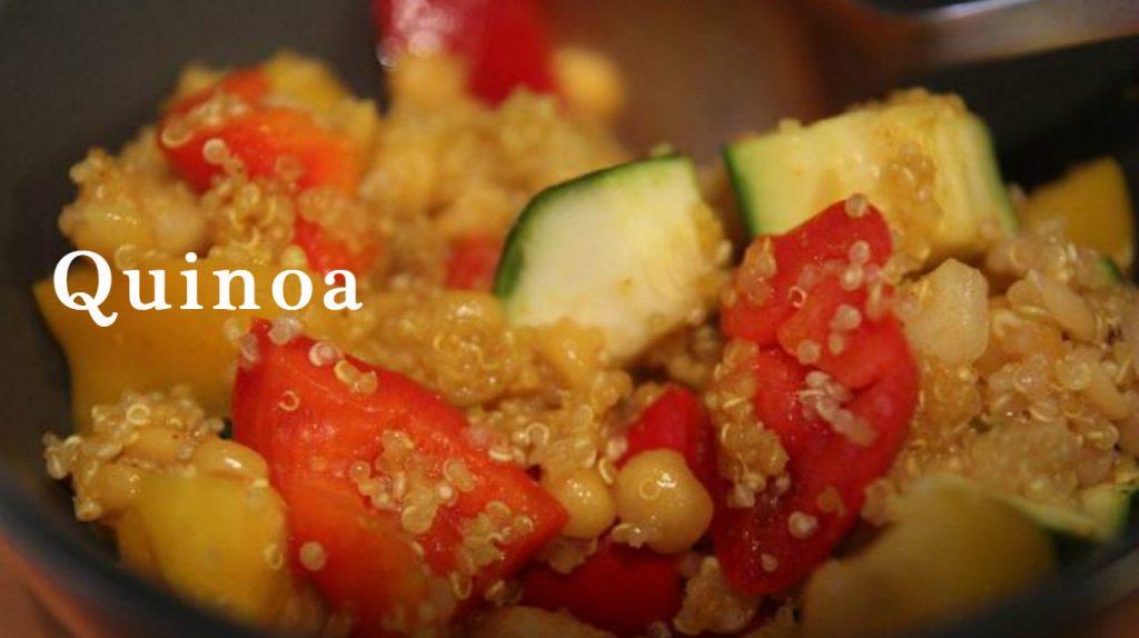 Quinoa super alimento